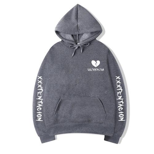 broken heart xxxtentacion hoodie