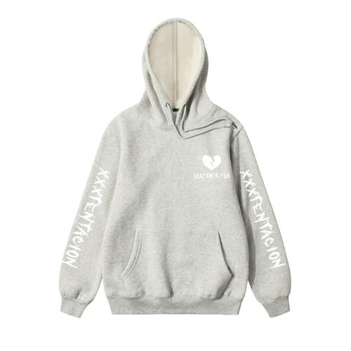 broken heart revenge hoodie
