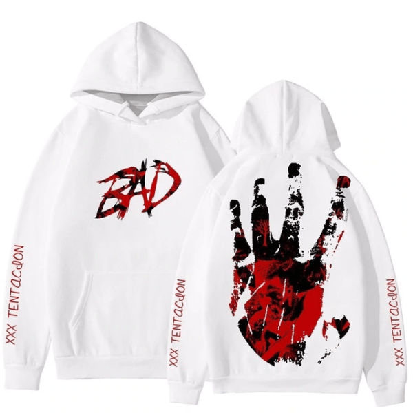 xxxtentaction bad vibes forever hoodie