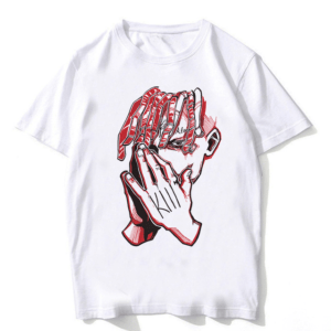 cool xxxtentacion dreadlocks tee