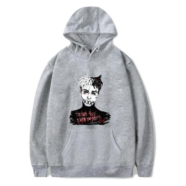 xxxtentacion shop memorial hoodie