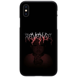 xxxtentacion fashion revenge lightning iphone case