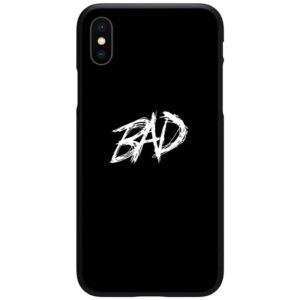 x bad phone case