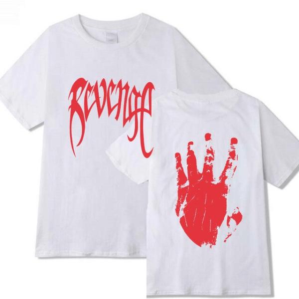 xxxtentacion kill t shirt clothing