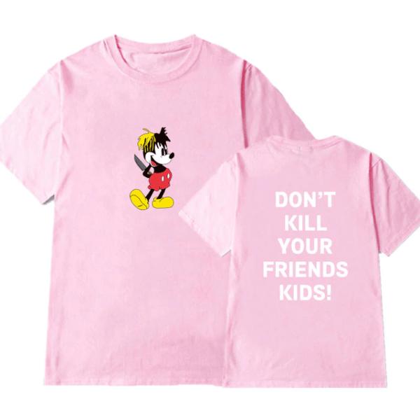 xxxtentacion don't kill your friend's kids fashion shirt