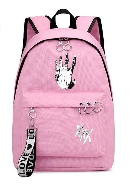 Xxxtentacion Bad Vibes Clothing Backpack
