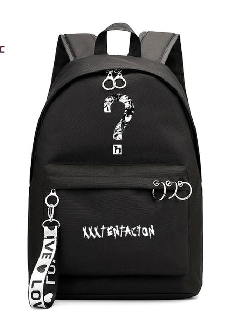 Xxxtentacion ? fashion Backpack