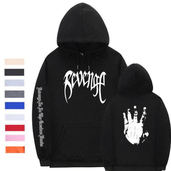 clothing revenge fashion hoodie