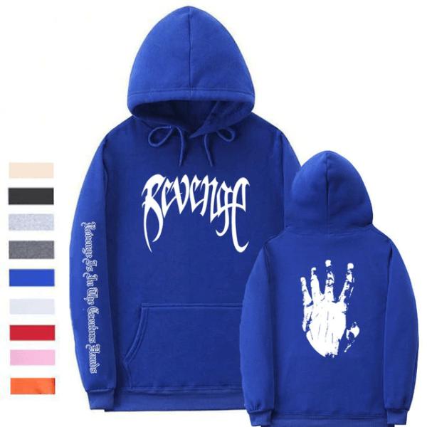clothing fashion revenge hoodie