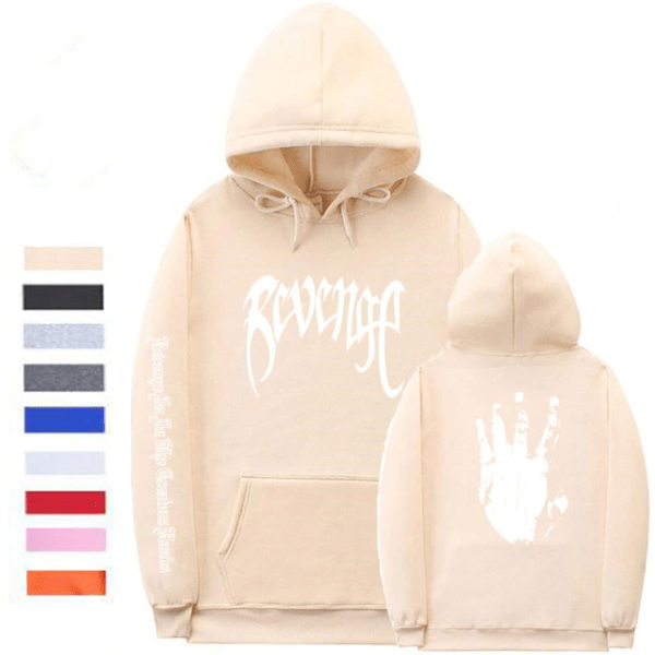 xxxtentacion revenge clothing hoodie