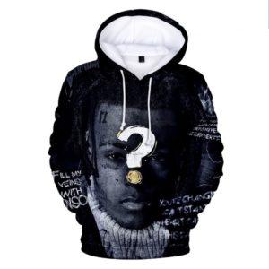 cool xxxtentacion hoodie