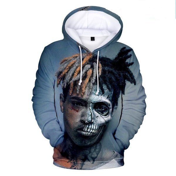 xxxtentacion two-faced hoodie