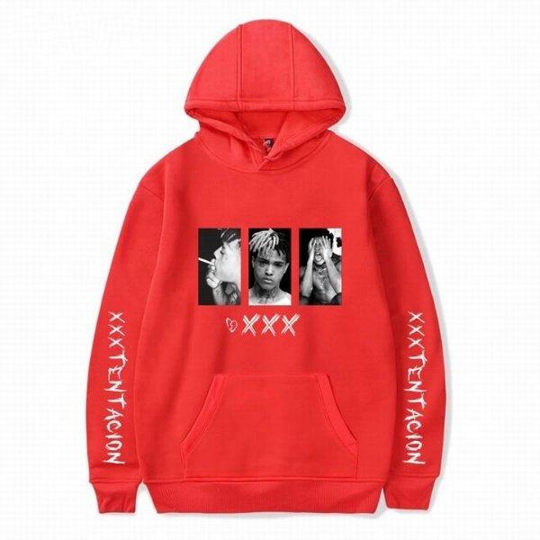 graphic xxxtentacion apparel hoodie