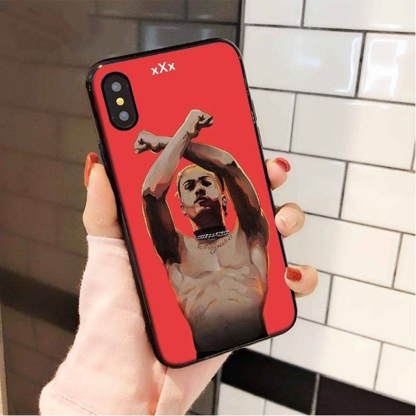 Jahseh Onfroy X Iphone case